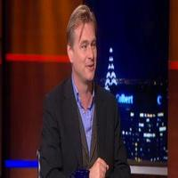 VIDEO: Christopher Nolan Talks 'Interstellar' & More on COLBERT