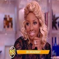 VIDEO: NeNe Leakes Talks Making Broadway Debut in CINDERELLA 'The View'