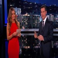 VIDEO: Sofia Vergara and Jimmy Kimmel Read Mean Internet Comments
