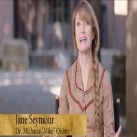 VIDEO: Jane Seymour & 'Dr. Quinn' Cast Reunite in All-New FUNNY OR DIE Spoof