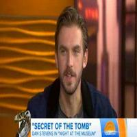 VIDEO: Dan Stevens Talks New Film NIGHT AT THE MUSEUM on 'Today'