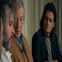 VIDEO: Ian McKellen, Orlando Bloom & More Talk THE HOBBIT: BATTLE OF THE FIVE ARMIES