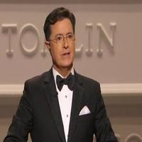 VIDEO: KENNEDY CENTER HONORS Host Stephen Colbert Pays Tribute to Michelle Obama