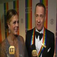 VIDEO: Tom Hanks Talks Kennedy Center Honor: 'It's Very Special'