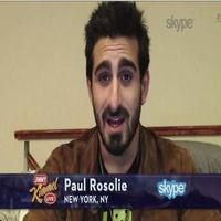 VIDEO: JIMMY KIMMEL Interviews 'Eaten Alive's Paul Rosolie