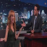 VIDEO: New 'Fashion Police' Host Kathy Griffin Talks Taking Over for Joan Rivers on KIMMEL