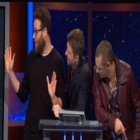 VIDEO: Watch James Franco and Seth Rogen on Last Night's @MIDNIGHT!