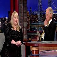 VIDEO: Rebel Wilson Reveals She Was Denied By a Monkey During Film Shoot on LATE SHOW