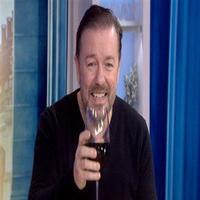 VIDEO: Ricky Gervais Celebrates Golden Globe Nom; Talks New Film on TODAY