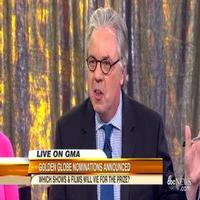 VIDEO: GMA Panel Evaluates GOLDEN GLOBE Frontrunners and Snubs