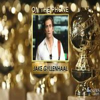 VIDEO: Jake Gyllenhaal Reacts to Golden Globe Nomination