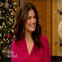 VIDEO: Idina Menzel Talks Singing at Weddings & Bar Mitzvahs on Today's LIVE