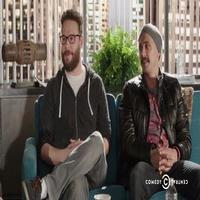 VIDEO: Seth Rogen and James Franco Guest on Comedy Central's KROLL SHOW