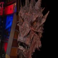 VIDEO: Stephen Interviews THE HOBBIT's Smaug on Colbert Report