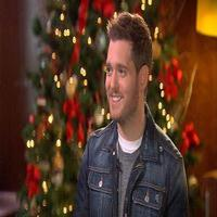 VIDEO: Michael Buble Talks Upcoming Holiday Special ft Streisand & Grande on TODAY