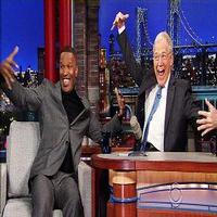 VIDEO: Jamie Foxx Wants to Instagram Dave on CBS's LATE SHOW