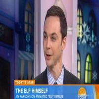 VIDEO: Jim Parsons Reveals Tonight's ELF: BUDDY'S MUSICAL CHRISTMAS Was 'Crazy Process'