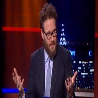 VIDEO: Seth Rogan Talks North Korea's Outrage Over His New Film THE INTERVIEW on 'Colbert'