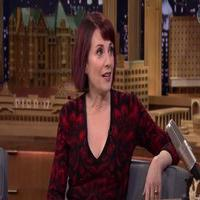 VIDEO: Megan Mullally Talks IT'S ONLY A PLAY & More on TONIGHT