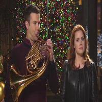 VIDEO: Host Amy Adams Promos This Week's SATURDAY NIGHT LIVE