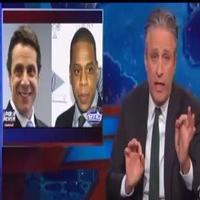 VIDEO: JON STEWART Rips Fox News for Jay-Z 'Former Crack Dealer' Comment