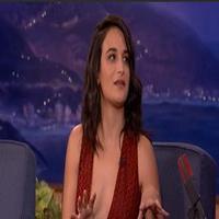 VIDEO: Jenny Slate Sings 'Landslide' as Marcel The Shell on CONAN