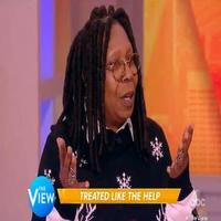 VIDEO: Whoopi Goldberg and Rosie O'Donnell Get Into Heated Debate Racism in America on THE VIEW