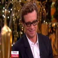 VIDEO: Simon Baker Chats Series Finale of THE MENTALIST on 'The Talk'