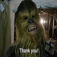 VIDEO: STAR WARS Team Says 'Thank You' to Fans Everywhere