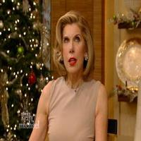 VIDEO: INTO THE WOODS Christine Baranski Reveals Who She Modeled Wicked Stepmother After on 'Live'