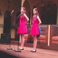 STAGE TUBE: Brigid & Shannon Harrington Perform 'Sisters' at Huntington's Disease Benefit