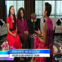 VIDEO: Oprah Winfrey & Ava Duvernay Talk New Film 'Selma' on GMA