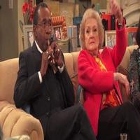 VIDEO: Ben Vereen Plays the Flute for Betty White in HOT IN CLEVELAND Blooper Video