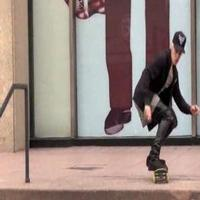 VIDEO: Justin Bieber Wows Fans with Skateboarding Skills in Front of NY's Madison Square Garden