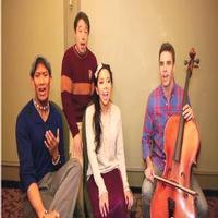 STAGE TUBE: #CoWerkers, Featuring HONEYMOON IN VEGAS Cast Members, Performs Auld Lang Syne