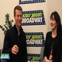 STAGE TUBE: KIDS' NIGHT ON BROADWAY- Spotlight on Jeff Kready & Catherine Walker