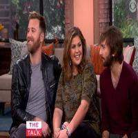 VIDEO: Lady Antebellum Break Out Into Impromptu A Capella Performance on THE TALK