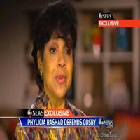 VIDEO: Phylicia Rashad Says She Was Misquoted in Recent Remarks on Bill Cosby