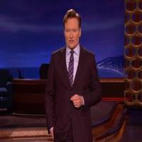 VIDEO: Conan O'Brien Makes Statement on The Charlie Hebdo Tragedy in Paris