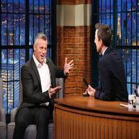 VIDEO: Matt LeBlanc Talks 'Friends' & New Season of EPISODES on 'Late Night'