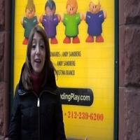 STAGE TUBE: Christina Bianco Gives Sneak Peak of APPLICATION PENDING