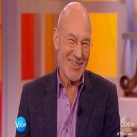 VIDEO: Patrick Stewart Talks Film Adaptation of Broadway's MATCH on 'The View'