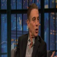 VIDEO: HONEYMOON IN VEGAS' Tony Danza Talks Greeting Fans at TKTS on 'Late Night'