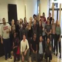STAGE TUBE: London Cast of BEAUTIFUL Wishes Broadway Company a Happy First Anniversary!