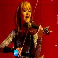 VIDEO: Electric Violinist Lindsey Stirling Performs on THE VIEW