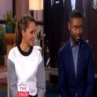 VIDEO: Carmen Ejogo & David Oyelowo Chat 'Selma' & Brad Pitt on THE TALK