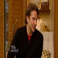 VIDEO: THE ELEPHANT MAN's Bradley Cooper Does His DeNiro Impression on 'Live'