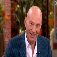 VIDEO: Patrick Stewart Chats Film Adaptation of Broadway's MATCH on CBS