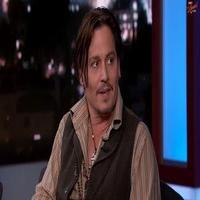 VIDEO: Johnny Depp Reveals Barbie Helped Him Develop His Greatest Film Characters on KIMMEL