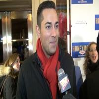 BWW TV: On the Red Carpet for Opening Night of HONEYMOON IN VEGAS with Zachary Levi, Jeremy Jordan & More!